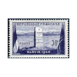 Timbre France N°922...