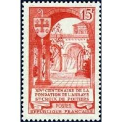 Timbre France N°926 Abbaye...