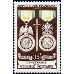 Timbre France N°927...