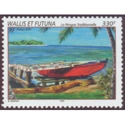 Timbre Wallis et Futuna n°632