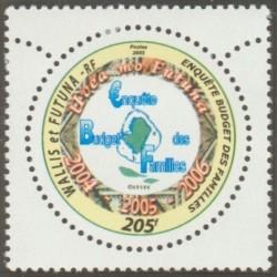 Timbre Wallis et Futuna n°634