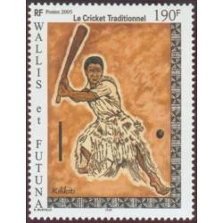 Timbre Wallis et Futuna n°640