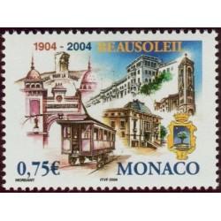 Timbre Monaco n°2423