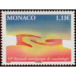 Timbre Monaco n°2424