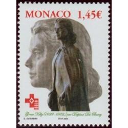 Timbre Monaco n°2427