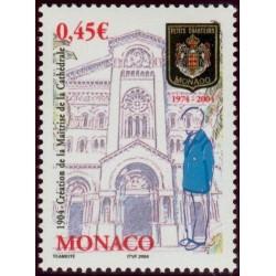 Timbre Monaco n°2432