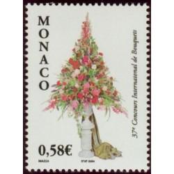 Timbre Monaco n°2433