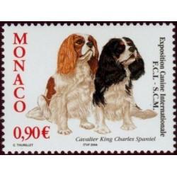 Timbre Monaco n°2434