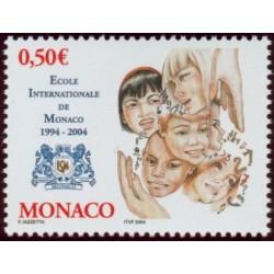 Timbre Monaco n°2436