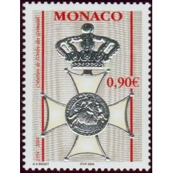 Timbre Monaco n°2441