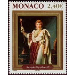 Timbre Monaco n°2442
