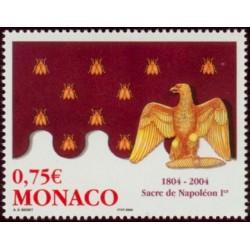 Timbre Monaco n°2443