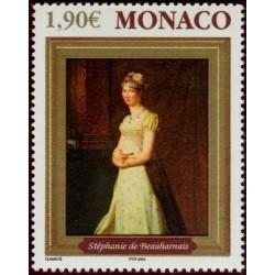 Timbre Monaco n°2444