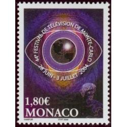 Timbre Monaco n°2447