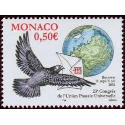 Timbre Monaco n°2449