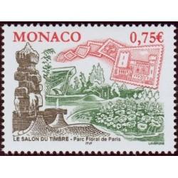 Timbre Monaco n°2450