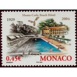 Timbre Monaco n°2453