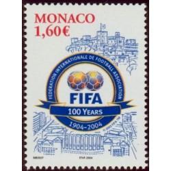 Timbre Monaco n°2454