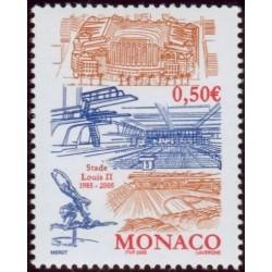 Timbre Monaco n°2463