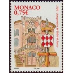 Timbre Monaco n°2464