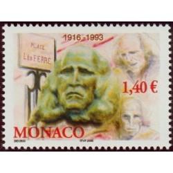 Timbre Monaco n°2472