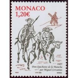 Timbre Monaco n°2474