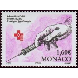 Timbre Monaco n°2477