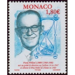 Timbre Monaco n°2478