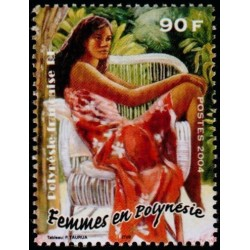 Timbre Polynésie n°708