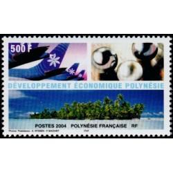 Timbre Polynésie n°710