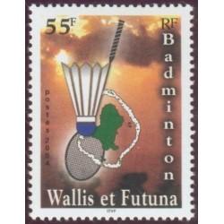 Timbre Wallis et Futuna n°616