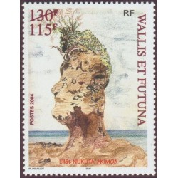 Timbre Wallis et Futuna n°627