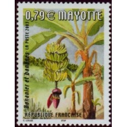 Timbre Mayotte n°141