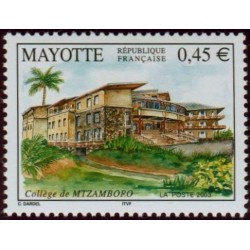 Timbre Mayotte n°146