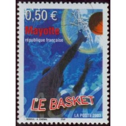 Timbre Mayotte n°148