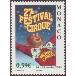 Timbre Monaco n°2382