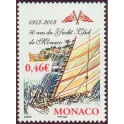 Timbre Monaco n°2384