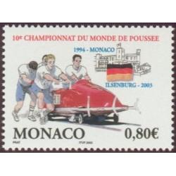 Timbre Monaco n°2385