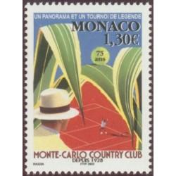 Timbre Monaco n°2386
