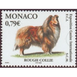 Timbre Monaco n°2388