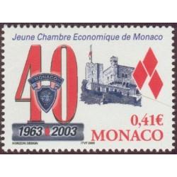 Timbre Monaco n°2389
