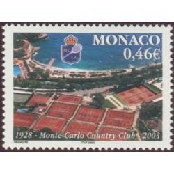 Timbre Monaco n°2390
