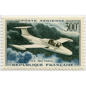 France Poste Aérienne n°35
