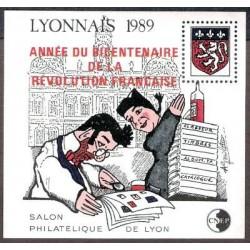 """Bloc CNEP n°11 """"Lyonnais..."""