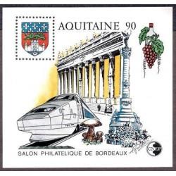 """Bloc CNEP n°12 """"Aquitaine"""""""