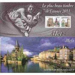 Bloc souvenir n° 75 - Metz
