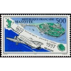 Mayotte Poste Aérienne n°2