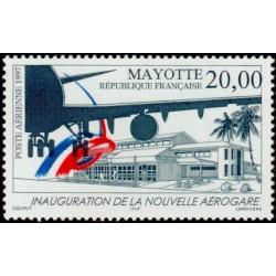 Mayotte Poste Aérienne n°1