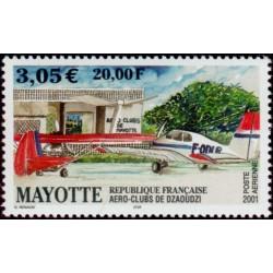 Mayotte Poste Aérienne n°5