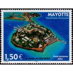 Mayotte Poste Aérienne n°6